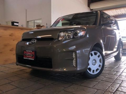 Certified Pre-Owned 2015 Scion xB 5dr Wgn Man (Natl)