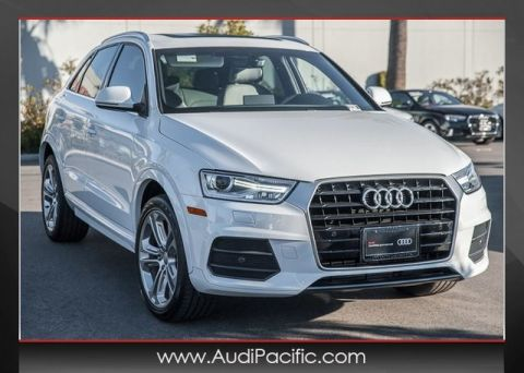 Certified Pre-Owned 2017 Audi Q3 2.0T Premium Plus