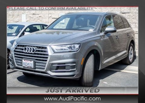 Certified Pre-Owned 2018 Audi Q7 2.0T Premium Plus