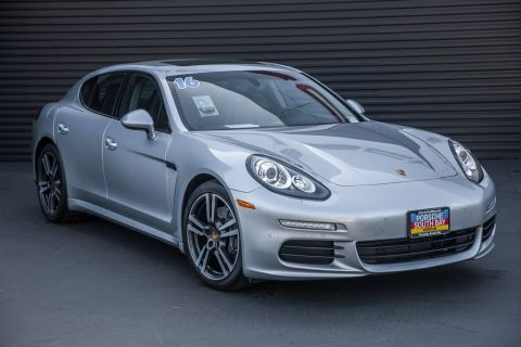 Certified Pre-Owned 2016 Porsche Panamera