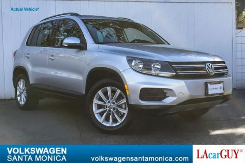 Pre-Owned 2015 Volkswagen Tiguan 4MOTION 4dr Auto SE