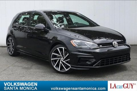 New 2019 Volkswagen Golf R 2.0T Manual w/DCC/Nav